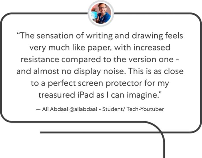 德國 New Paperlike 2 紙感iPad保護貼1