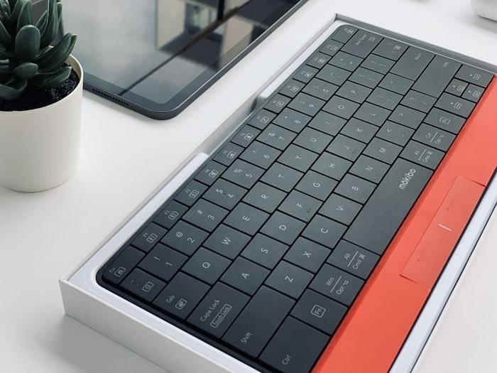 韓國 2合1觸摸板融合鍵盤5