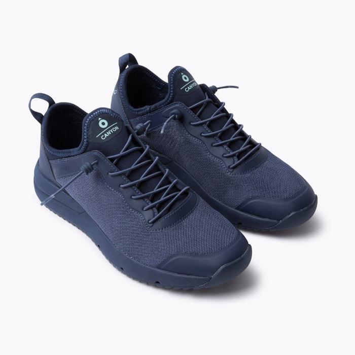 all_navy_2___________ANLl7西班牙 Canyon 全能快乾 運動鞋