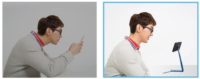 韓國 Lookstand 史上最長 便攜手機支架6