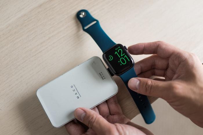 Maco go Apple Watch 充電器7