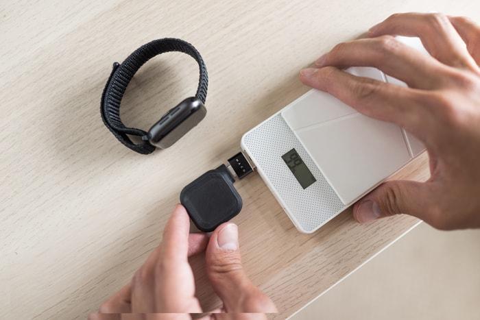 Maco go Apple Watch 充電器15