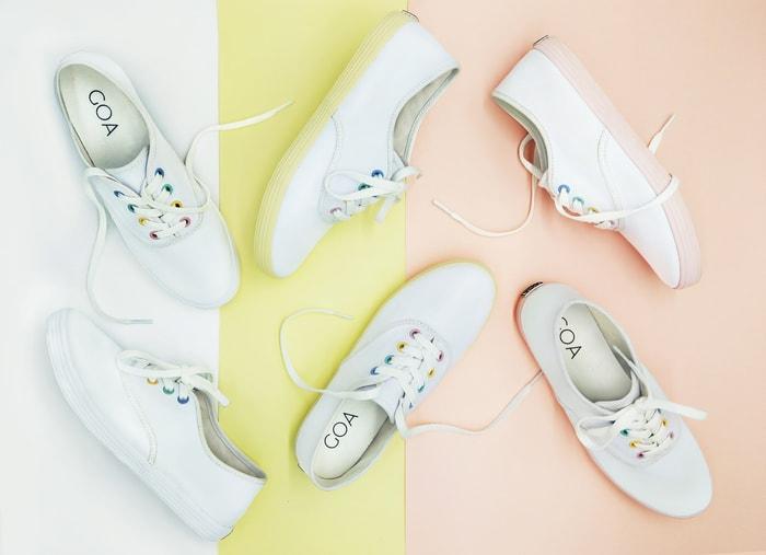 25GOA 小白鞋