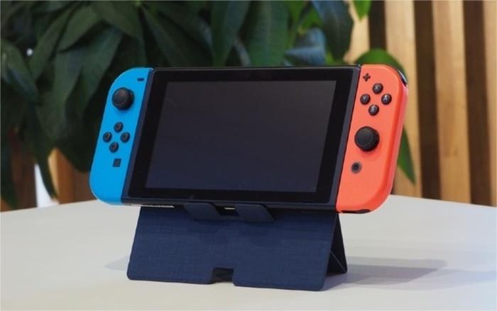 2Flatangle Switch 專用 遊戲支架