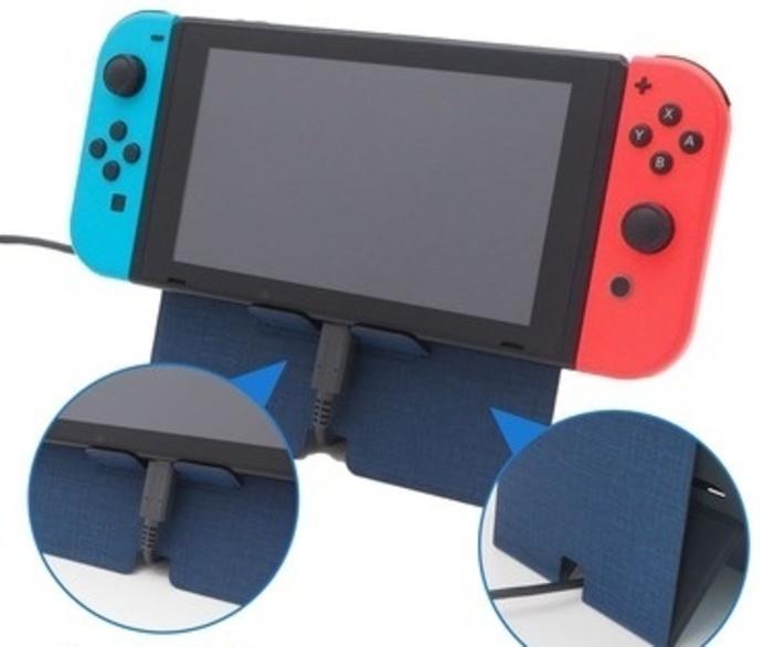 8Flatangle Switch 專用 遊戲支架