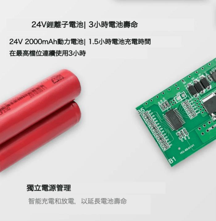 台灣 Booster 深層肌肉按摩槍 24