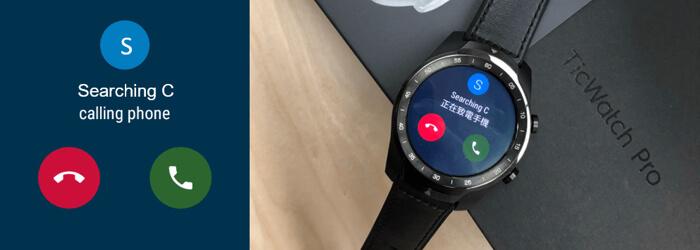 Ticwatch Pro 顛覆電量智能手錶 Hong Kong 香港 hk Searchingc searching c Mobvoi 智能手錶 SmartWatch 007