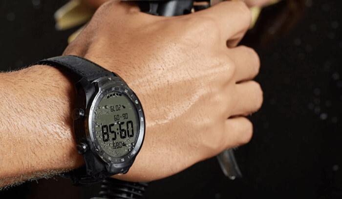 Ticwatch Pro 顛覆電量智能手錶 Hong Kong 香港 hk Searchingc searching c Mobvoi 智能手錶 SmartWatch 011