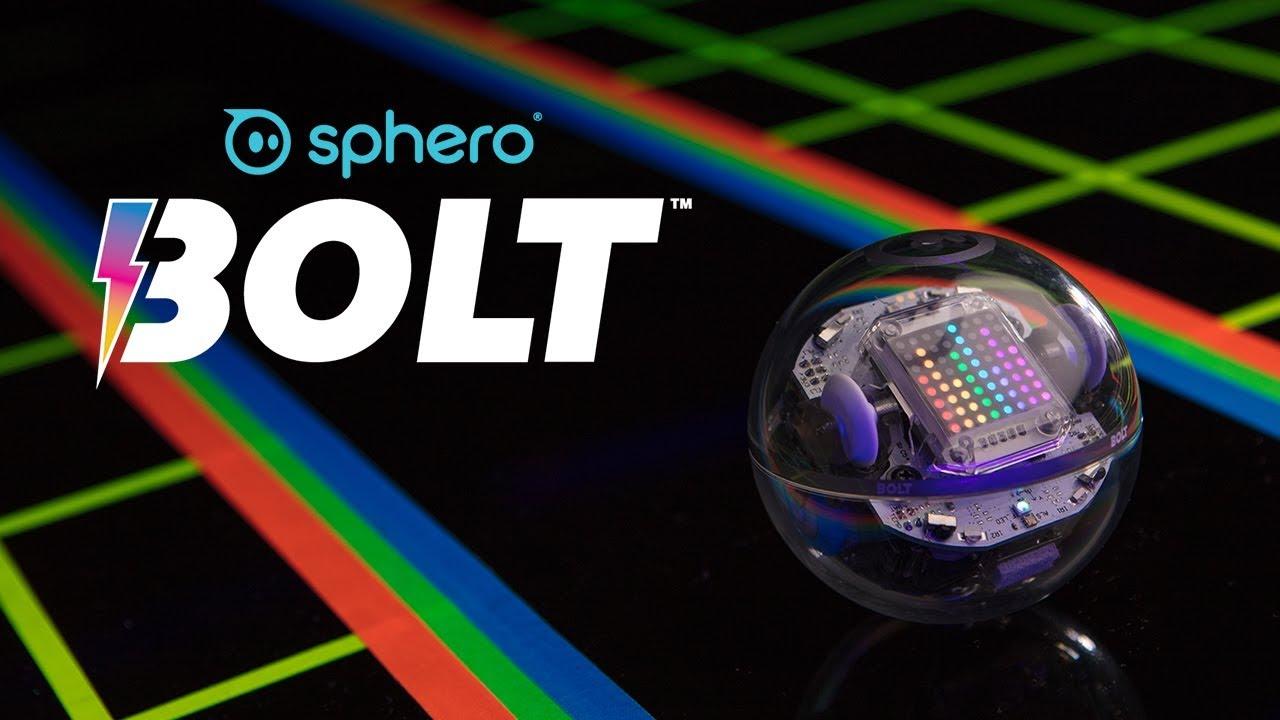 9美國 Sphero BOLT 教育機械旋轉球