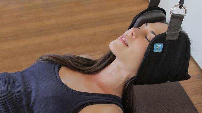 美國 Neck Hammock 頸椎改善物理治療器 21