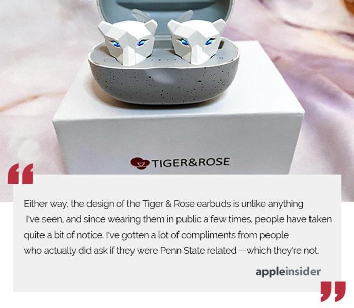 Tiger&Rose 無線虎頭耳機20
