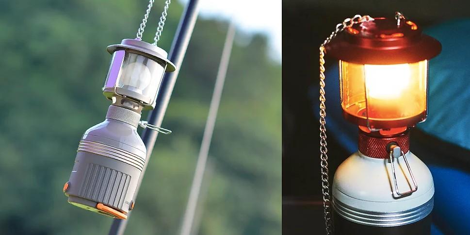【香港設計】Lunar 多功能電子露營燈 29