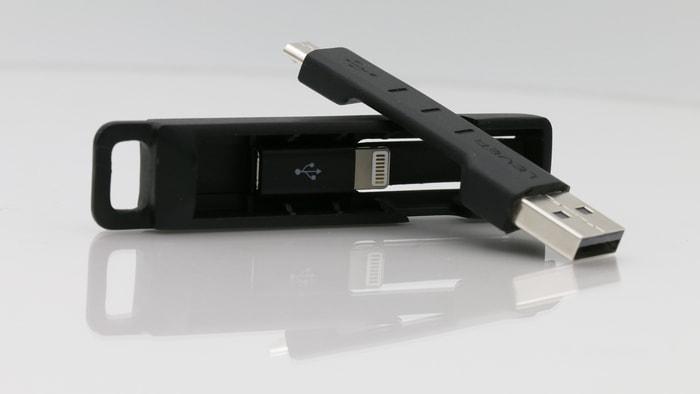 美國 Cablekit 2合1 手機生存組合2