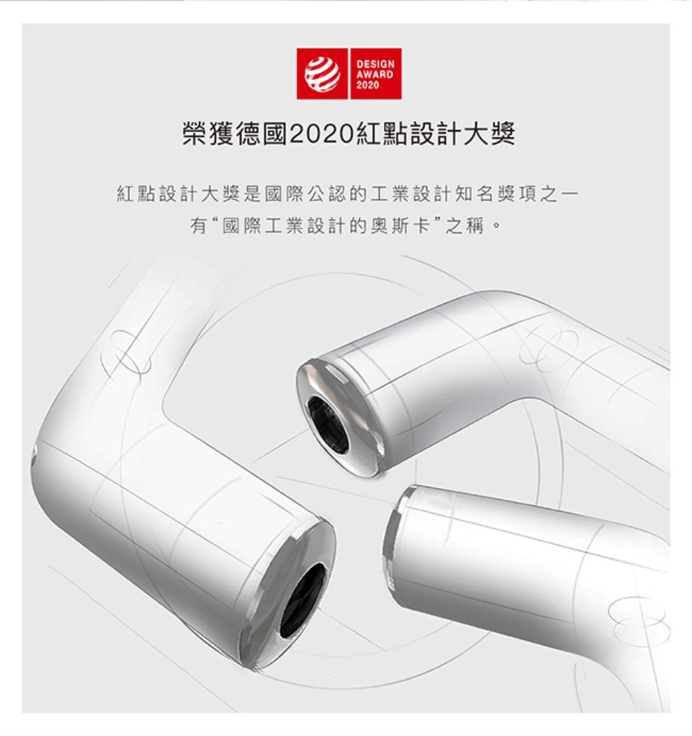 TAKASIMA-高島-超手感4D按摩槍-榮獲德國紅點設計大獎