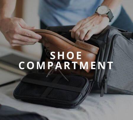 Notmatic-旅行背包-多夾層收納