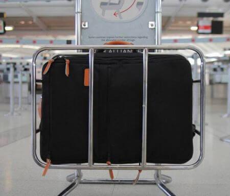 加拿大 Standard Luggage 三用行李袋3