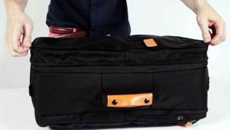 加拿大 Standard Luggage 三用行李袋4