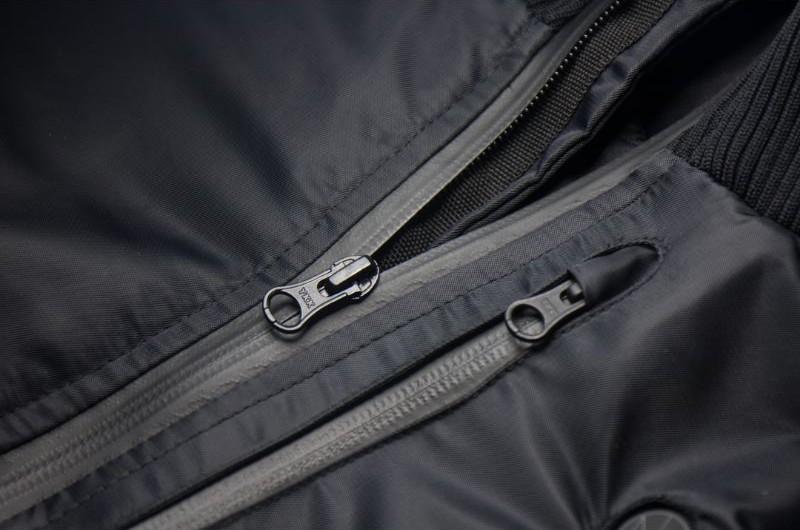 sustain ykk waterproof zip1