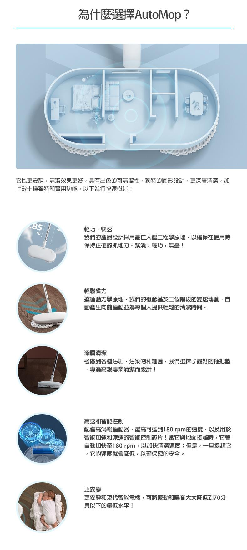 Amoovars-Automop-5cm-纖薄機身-智能手持無線電動擦地清潔機