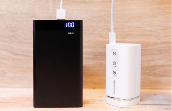 香港 Pacum 充氣X壓縮兩用機-USB通用連接