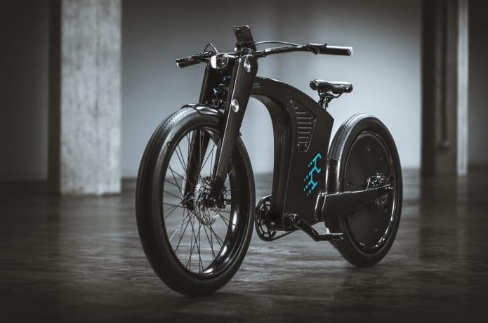 史上最帥的電動單車!?